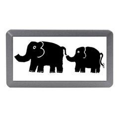 Elephant And Calf Memory Card Reader (Mini)