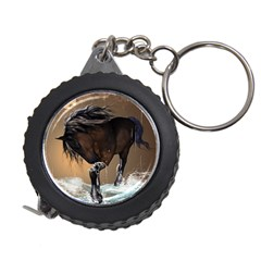 Beautiful Horse With Water Splash Measuring Tapes
