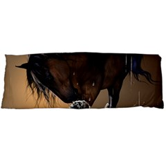 Beautiful Horse With Water Splash Body Pillow Cases Dakimakura (Two Sides)