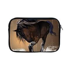 Beautiful Horse With Water Splash Apple iPad Mini Zipper Cases
