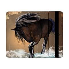 Beautiful Horse With Water Splash Samsung Galaxy Tab Pro 8.4  Flip Case