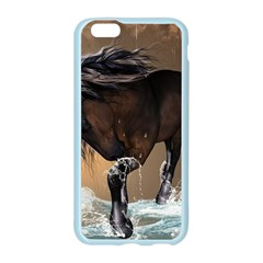 Beautiful Horse With Water Splash Apple Seamless iPhone 6/6S Case (Color)