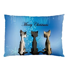 Merry Chrsitmas Pillow Cases (Two Sides)