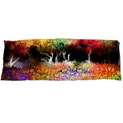 Colorful Tree Landscape Body Pillow Cases Dakimakura (two Sides)