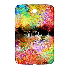 Colorful Tree Landscape Samsung Galaxy Note 8.0 N5100 Hardshell Case