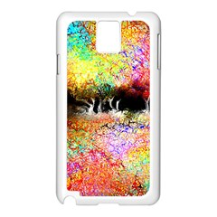 Colorful Tree Landscape Samsung Galaxy Note 3 N9005 Case (white)