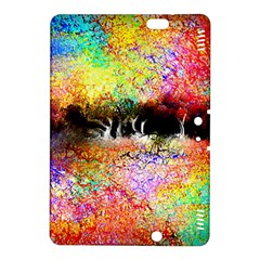 Colorful Tree Landscape Kindle Fire HDX 8.9  Hardshell Case