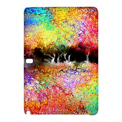Colorful Tree Landscape Samsung Galaxy Tab Pro 10.1 Hardshell Case