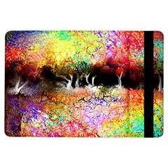 Colorful Tree Landscape iPad Air Flip