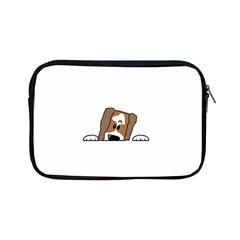 Peeping Shih Tzu Apple iPad Mini Zipper Cases