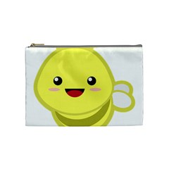 Kawaii Bee Cosmetic Bag (Medium)