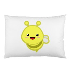 Kawaii Bee Pillow Cases (Two Sides)