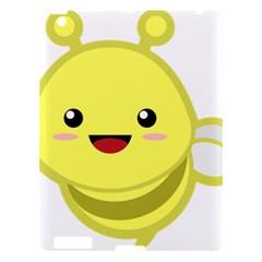 Kawaii Bee Apple iPad 3/4 Hardshell Case