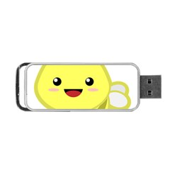 Kawaii Bee Portable USB Flash (One Side)