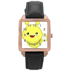 Kawaii Bee Rose Gold Watches