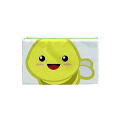 Kawaii Bee Cosmetic Bag (XS)