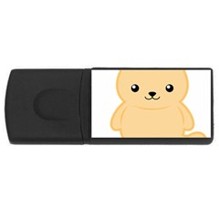 Kawaii Cat USB Flash Drive Rectangular (1 GB)