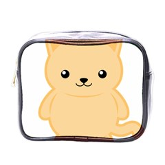 Kawaii Cat Mini Toiletries Bags