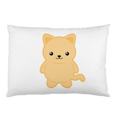 Kawaii Cat Pillow Cases (Two Sides)