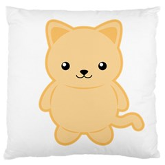 Kawaii Cat Large Cushion Cases (Two Sides)