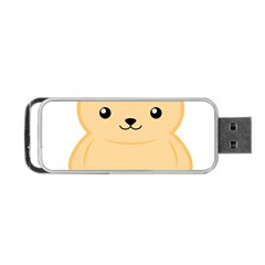 Kawaii Cat Portable Usb Flash (two Sides)