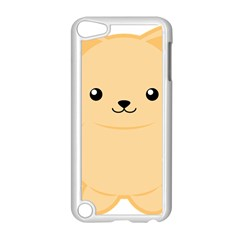 Kawaii Cat Apple iPod Touch 5 Case (White)