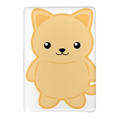Kawaii Cat Samsung Galaxy Tab Pro 12.2 Hardshell Case