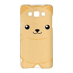 Kawaii Cat Samsung Galaxy A5 Hardshell Case