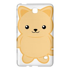 Kawaii Cat Samsung Galaxy Tab 4 (8 ) Hardshell Case