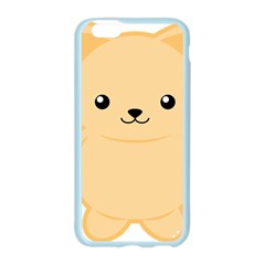 Kawaii Cat Apple Seamless iPhone 6/6S Case (Color)