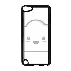 Kawaii Cloud Apple iPod Touch 5 Case (Black)