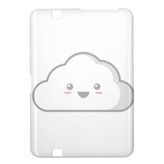 Kawaii Cloud Kindle Fire HD 8.9