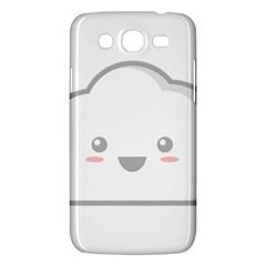 Kawaii Cloud Samsung Galaxy Mega 5.8 I9152 Hardshell Case