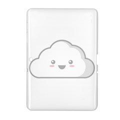Kawaii Cloud Samsung Galaxy Tab 2 (10.1 ) P5100 Hardshell Case
