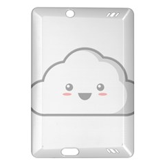 Kawaii Cloud Kindle Fire Hd (2013) Hardshell Case