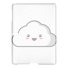 Kawaii Cloud Samsung Galaxy Tab S (10.5 ) Hardshell Case