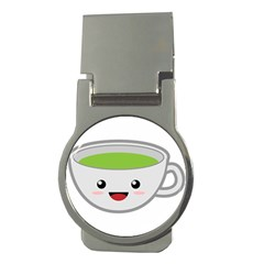 Kawaii Cup Money Clips (Round)