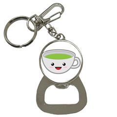 Kawaii Cup Bottle Opener Key Chains