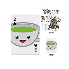Kawaii Cup Playing Cards 54 (Mini)
