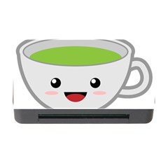 Kawaii Cup Memory Card Reader With Cf