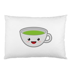 Kawaii Cup Pillow Cases (Two Sides)