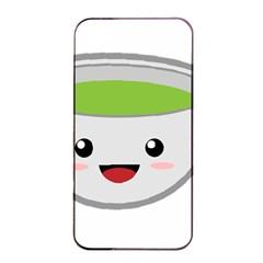 Kawaii Cup Apple Iphone 4/4s Seamless Case (black)