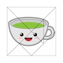 Kawaii Cup Acrylic Tangram Puzzle (6  x 6 )