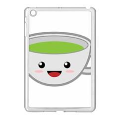 Kawaii Cup Apple iPad Mini Case (White)