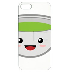 Kawaii Cup Apple iPhone 5 Hardshell Case with Stand