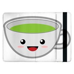 Kawaii Cup Samsung Galaxy Tab Pro 12 2  Flip Case