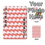 Tree Illustration Gifts Playing Cards 54 Designs  Front - Joker1