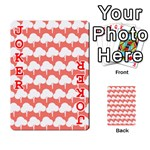 Tree Illustration Gifts Playing Cards 54 Designs  Front - Joker2