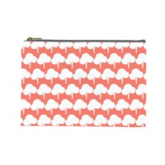 Tree Illustration Gifts Cosmetic Bag (Large)