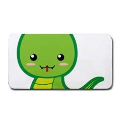 Kawaii Snake Medium Bar Mats